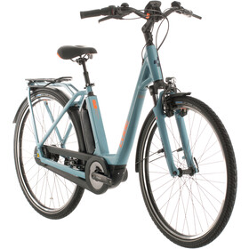 Cube Town Hybrid Pro 500 Easy Entry, blue/orange